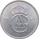 1969 Sweden 50 ORE
