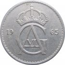 1965 Sweden 50 ORE