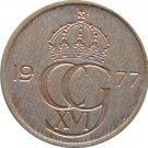 1977 Sweden 5  Ore