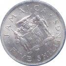 1966 Jamaica 5 Shilling