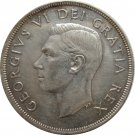 1950 Canadian Dollar SILVER