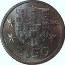 1964 Portugal 2-1/2 ESCUDOS