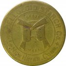 The Celluloid Starch Co. New Haven Conn. Trade Token