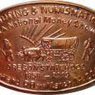 Scouting and Numismatics Elongated