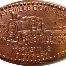 Marysville Michigan Coin Club 2005 Elongated