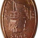 2008 TEC ANA Baltimore Elongated Cent