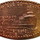 2003 Marysville Michigan Coin Club Elongated Cent