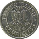 Toronto Tranist Commission Token