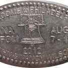 2012 ANA Show Elongated Cent