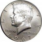 1967 Kennedy Half 40% Silver (dan-20)