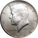 1964 Kennedy Half 90% Silver (dan-20)
