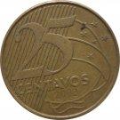 2003 25 Centavos Brazil
