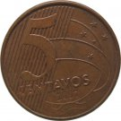 2007 Brazil 5 Centavo