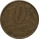 2003 Brazil 10 Centavo