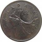 1974 Canadian Quarter