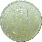 1975 Hong Kong 1 Dollar #2