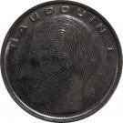 1989 Belguim 1 Franc
