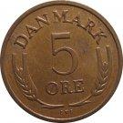 1979 Denmark 5 Ore