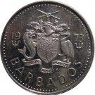 1973 Barbados 10 Cent #2