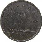 1975 Canadian Dime