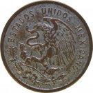 1967 Mexico 10 Centavos