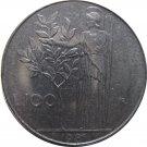 1981R Italy 100 LiRA