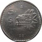 1981 Mexico 5 Peso's