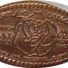 2015 ANA Portland Oregon National Money Show Elongated Cent