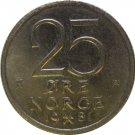 1981 Norway 25 Ore