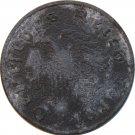 1942 A Germany 10 Reichspfennig