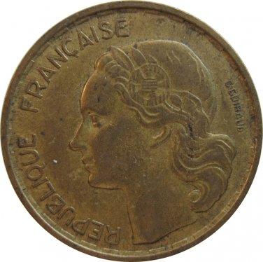 1953 20 Franc