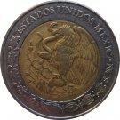 2000 Mexico 2 Peso's