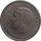 1966 Greece 50 Lepta