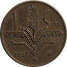 1951 1 Centavo
