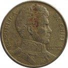 1986 Chile 1 Peso