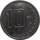 1994 Mexico 10 Centavos