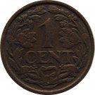 1924 Netherlands 1 Cent
