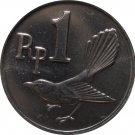 1970 Indonesia 1 Rupiah