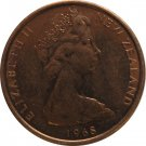 1968 New Zealand One Cent