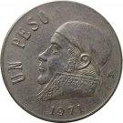 1971 1 Peso #2