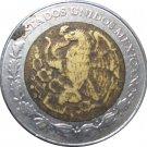 1993 Mexico 1 Peso