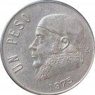 1975 Mexico 1 Peso