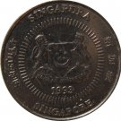 1993 Singapore 10 Cents