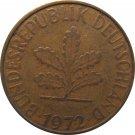 1972 F Germany 10 Pfennig