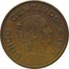 1974 Mexico 5 Centavos