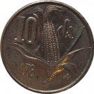 1978 Mexico 10 Centavos