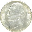 1938 S Jefferson Nickel (Whitman)