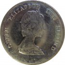 1996 East Caribbean State 25 Cent