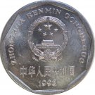 China, Peoples Republic 1993 1 Jiao