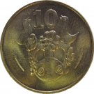 1983 Cyprus 10 Cents